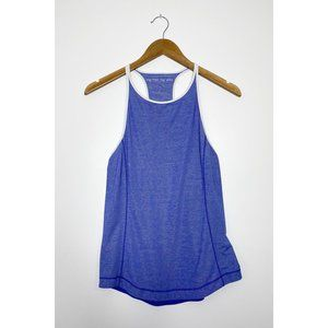 LULULEMON Time To Sweat Tank Top Moroccan Blue 4